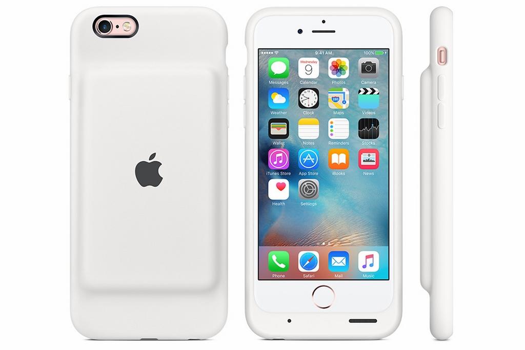 Vỏ bảo vệ tích hợp pin dự phòng cho iPhone 6 và 6s