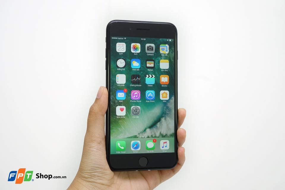 Nút Home cảm ứng lực chạm trên iPhone 7