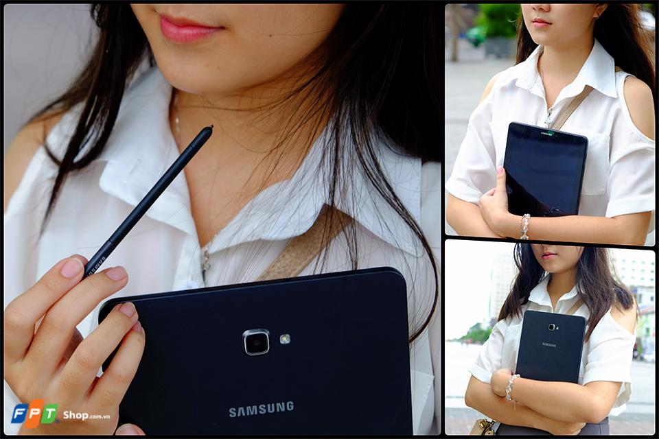 """Bộ ảnh Galaxy Tab A 10.1"""" (2016) S-Pen"""