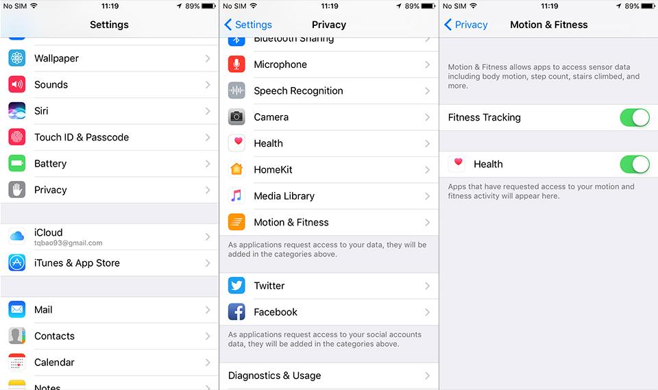 Tổng hợp lỗi và cách khắc phục trên iOS 10