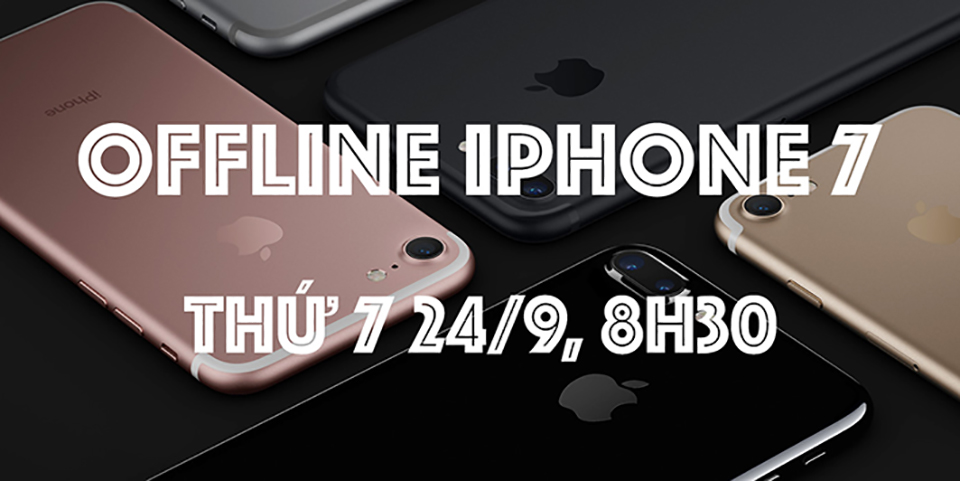Offline iPhone 7