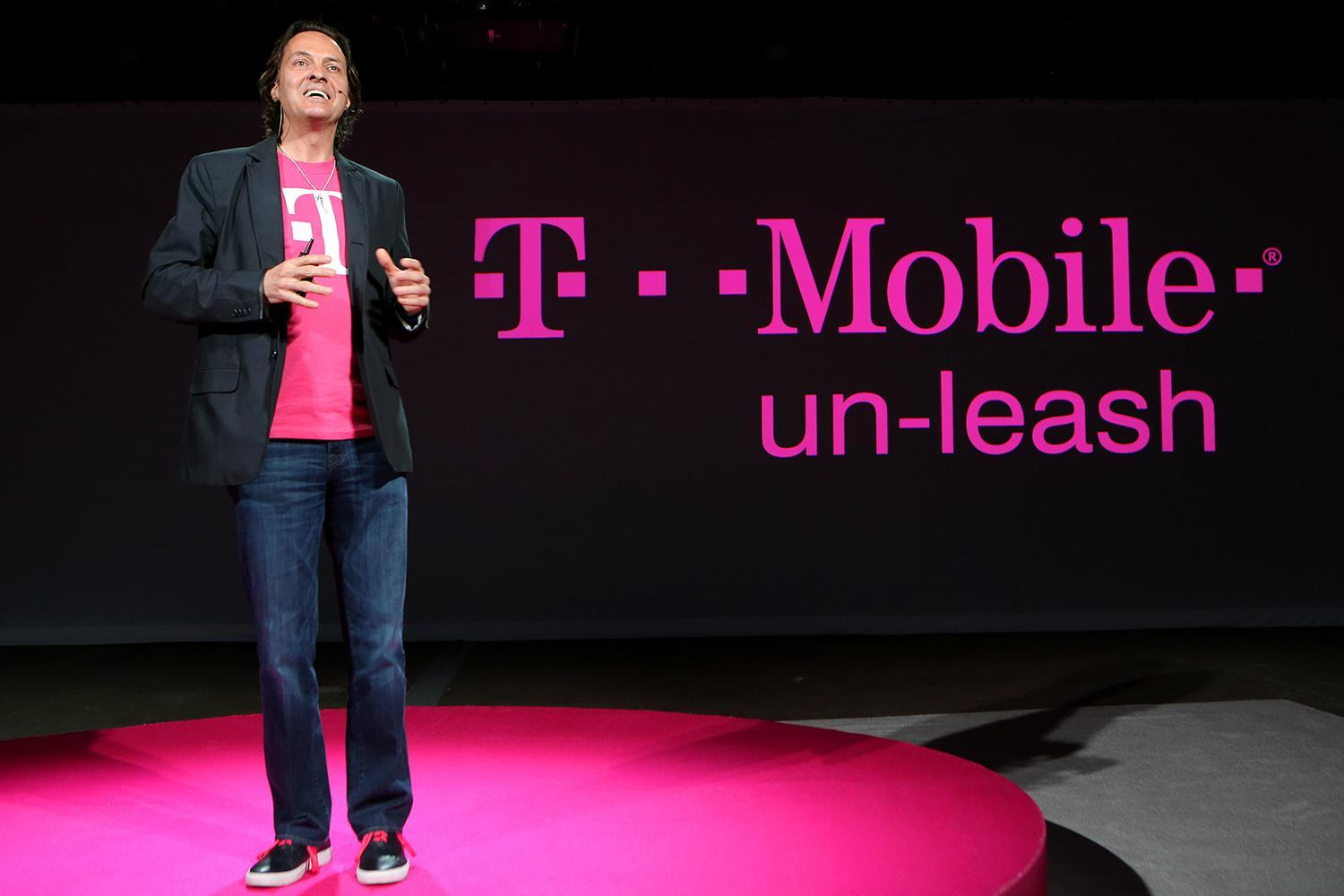 CEO T-Mobile - John Legere