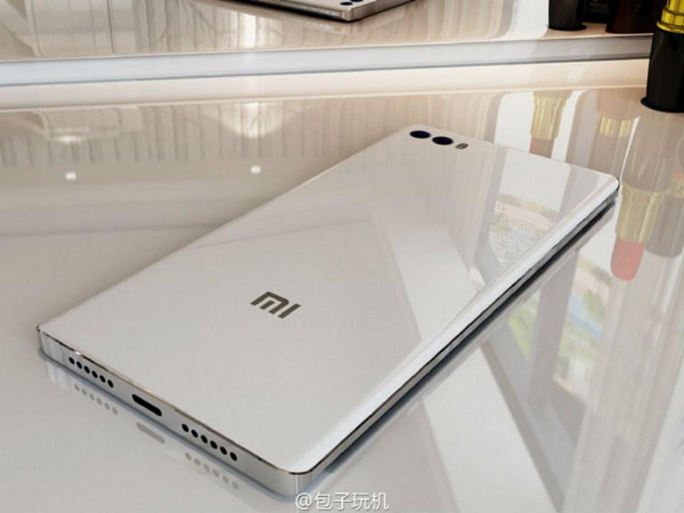 Rò rỉ thời điểm ra mắt flagship đẹp như Note 7 - Mi Note 2