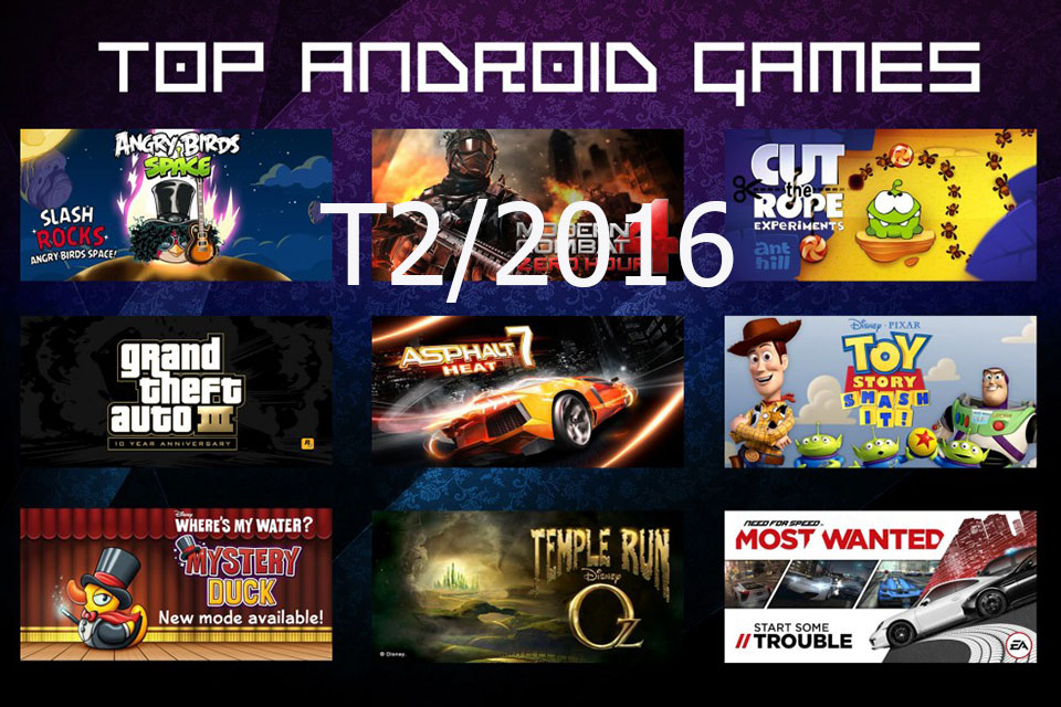 10 game Android hay nhất trong tháng 2/2016