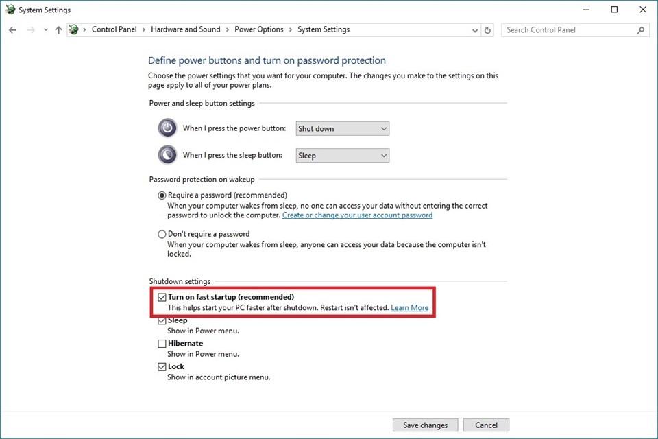 4 bước đơn giản giúp máy tính Windows 10 khởi động nhanh hơn