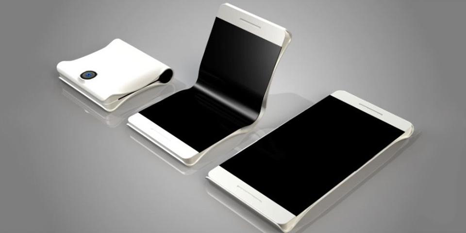 Chiếc điện thoại Samsung có màn hình gập đầu tiên sẽ ra mắt 2016?