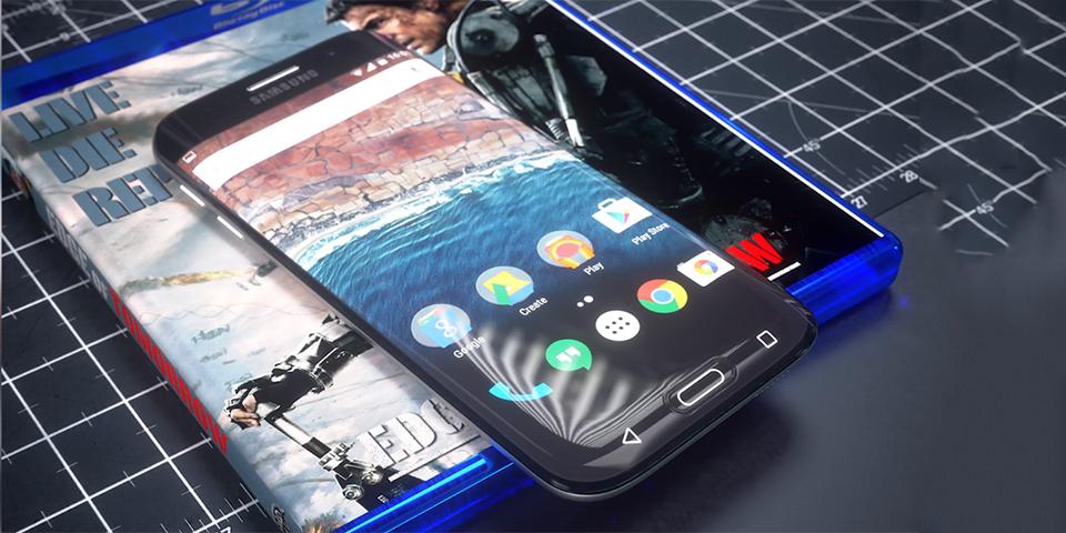 Ngắm nhìn thiết kế Samsung Galaxy S7 đẹp nhất từ trước đến nay