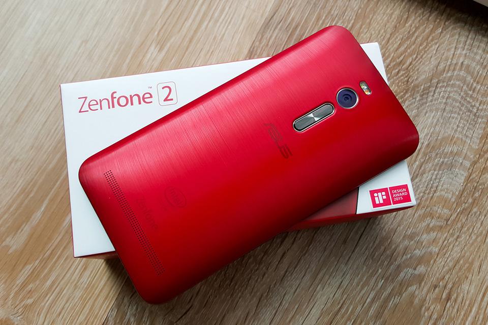 Asus Zenfone 2 nhận được cập nhật sửa lỗi, tối ưu hệ thống và trang bị Android for Work