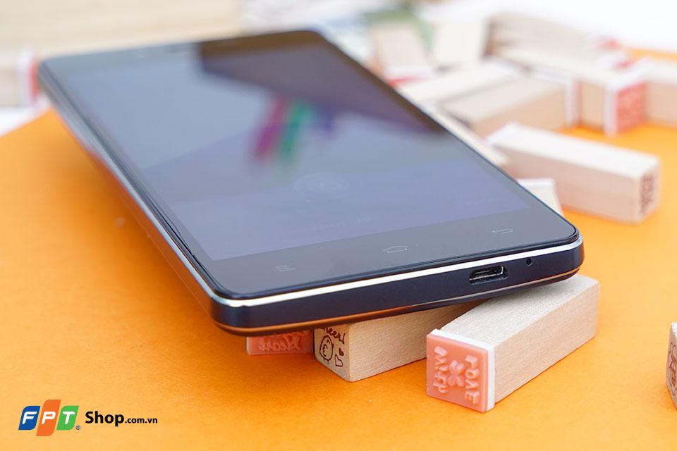 Đánh giá Gionee Marathon M3: Smartphone pin trâu, giá mềm
