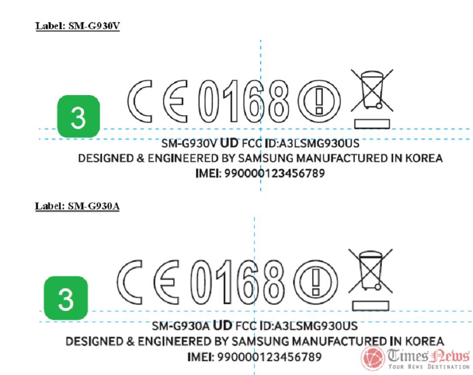 Galaxy S7 / S7 Edge nhận được chứng chỉ FCC