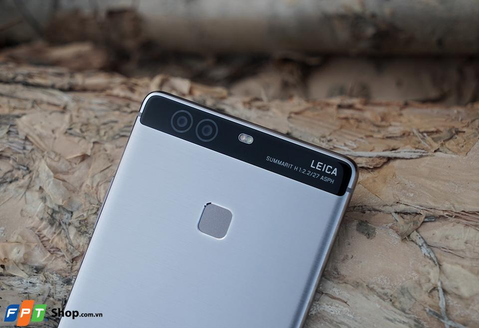 Trên tay Huawei P9 Plus đầu tiên tại Việt Nam