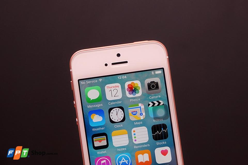 Trên tay iPhone SE chính hãng tại Việt Nam: Chiếc iPhone 4 inch mạnh mẽ nhất