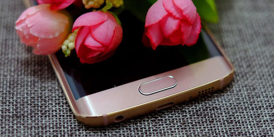 Galaxy S6 Edge Plus Pink Gold