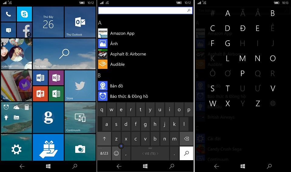 Đánh giá Microsoft Lumia 950 XL