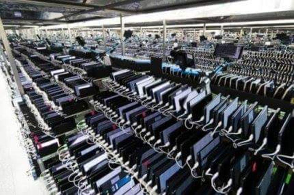 Hình ảnh quy trình điều tra sự cố Galaxy Note 7