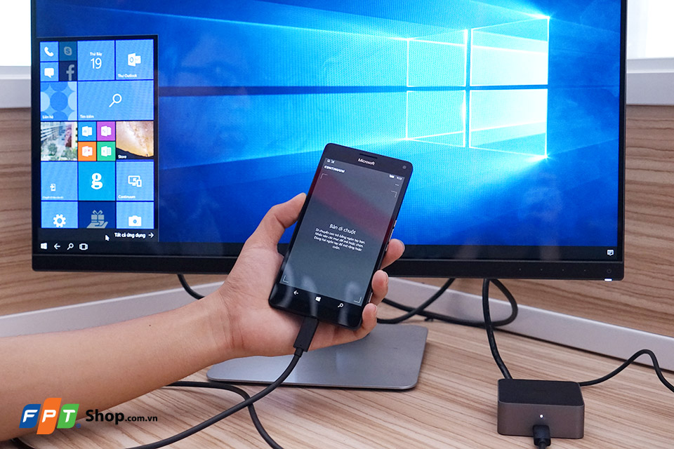 Lumia 950 XL Continuum