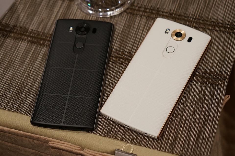 LG xác nhận sẽ có điện thoại dòng V Series mới ngay trong quý này