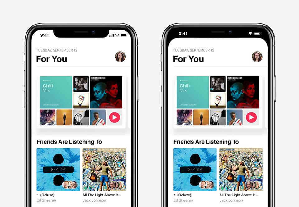 Ứng dụng Notcho sẽ giúp bạn ẩn tai thỏ trên iPhone X