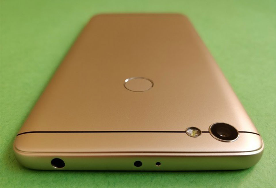Trên tay Xiaomi Redmi Y1