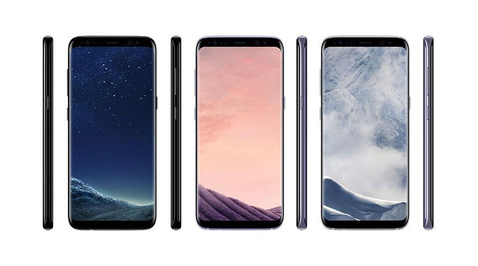 Samsung sẽ cho phép đặt hàng Galaxy S8 từ 29 tháng 3