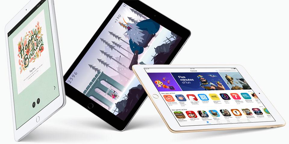 So sánh iPad (2017) vs iPad Air 2 Đâu là sự khác biệt ? - 187004