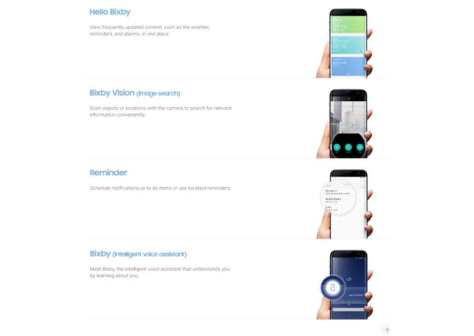 Rò rỉ thêm nhiều hình ảnh Galaxy S8 trước giờ G