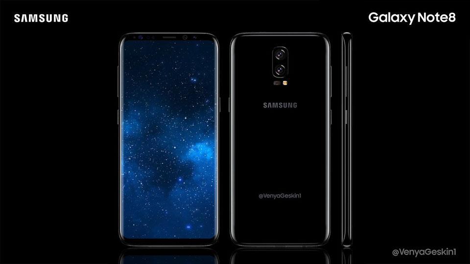 Samsung Galaxy S8 Plus: Còn lại gì cho Galaxy Note 8?