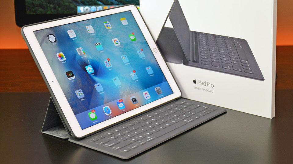 Bàn phím nào là tốt nhất cho iPad Pro?
