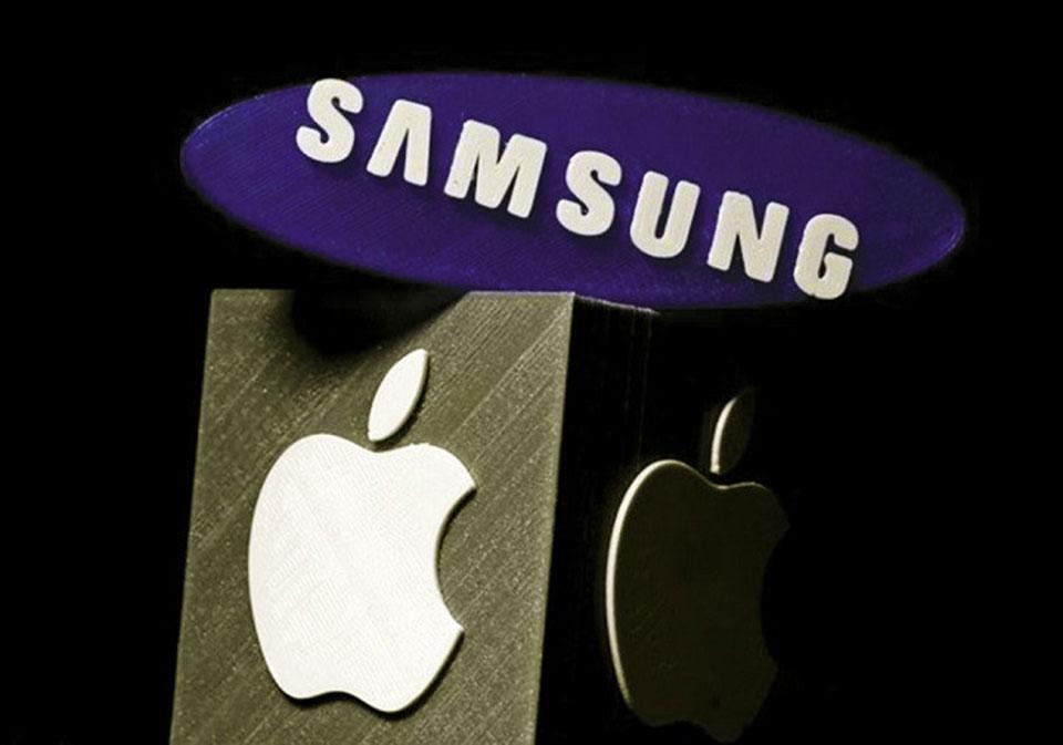 Tại sao Samsung chưa vượt qua được Apple?