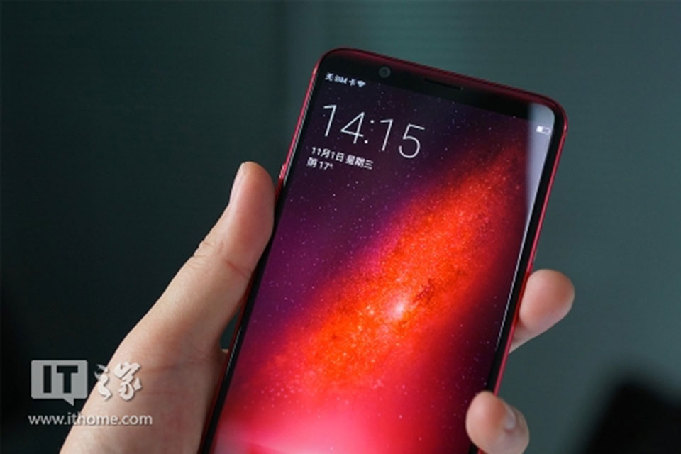 Mở hộp OPPO R11s Special Red