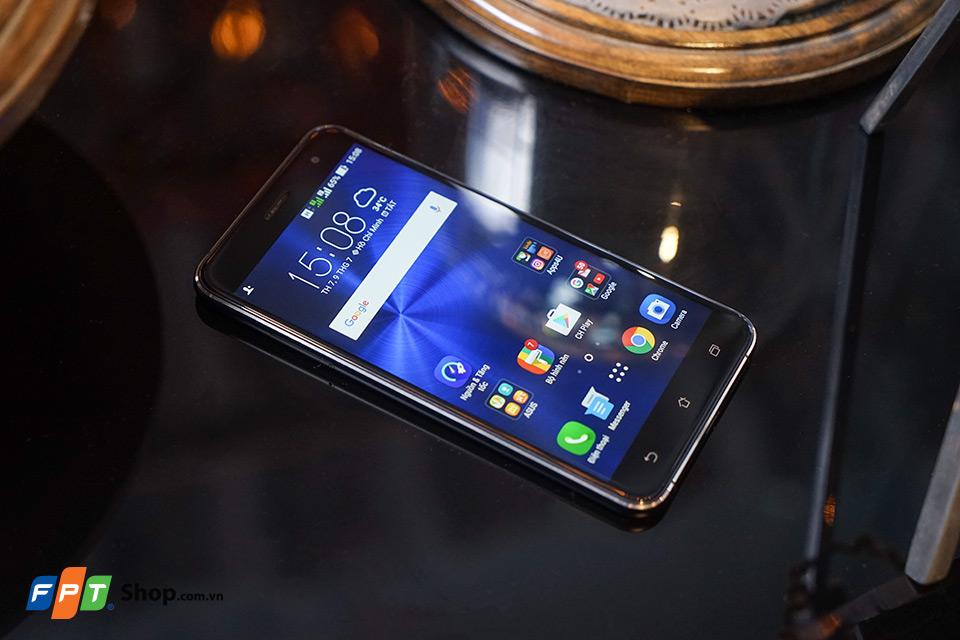 Trên tay Asus ZenFone 3: Thay đổi lớn trong thiết kế và trải nghiệm