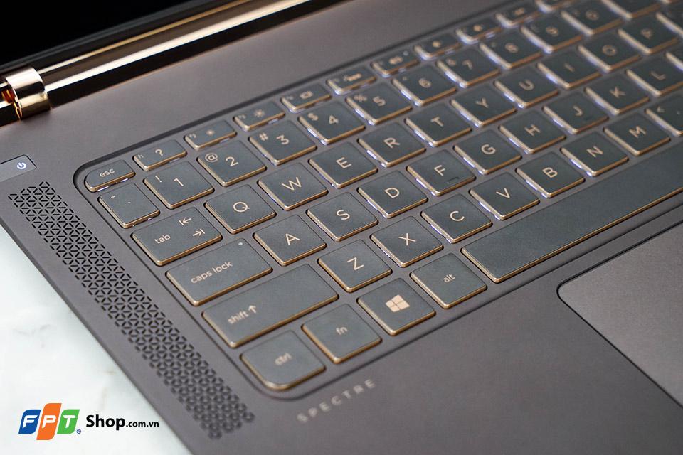 Đánh giá laptop mỏng nhất thế giới HP Spectre 13