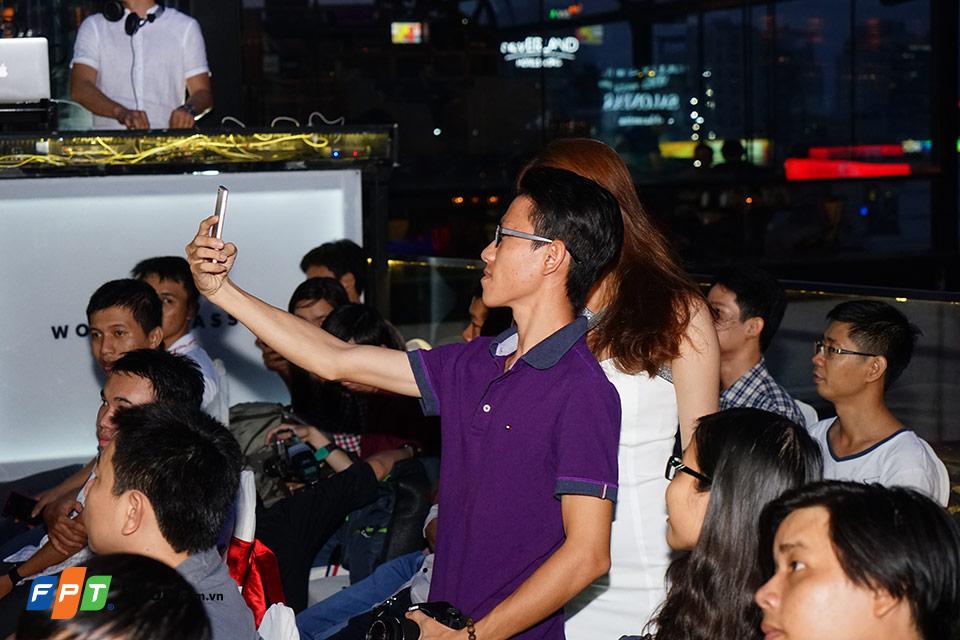 Hình ảnh Tech Offline Sony Xperia X và Xperia XA tại Sài Gòn