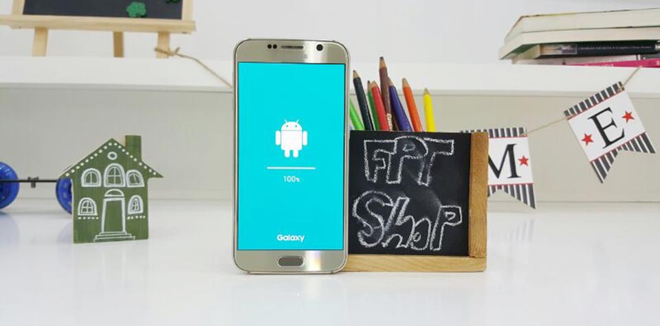 Trải nghiệm Android 6.0 Masrshmallow trên Samsung Galaxy S6 chính hãng