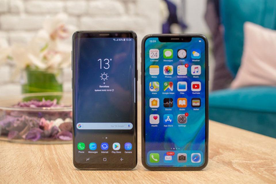 Galaxy S9 vs iPhone X: Liệu Samsung đã làm đủ?