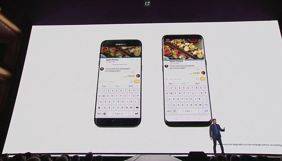 Tổng hợp sự kiện ra mắt Samsung Galaxy S8 tại NewYork