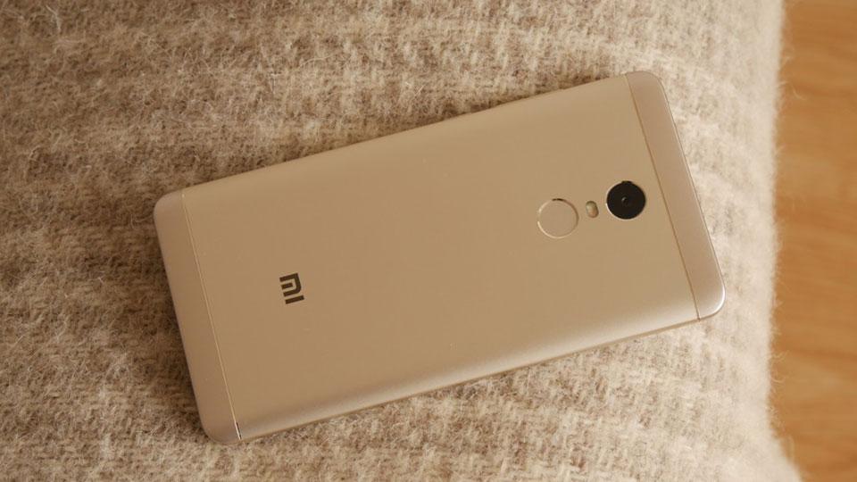 Đánh giá Xiaomi Redmi Note 4X