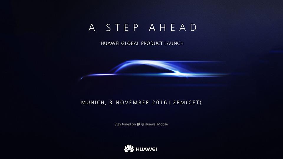 Huawei ra mắt Mate 9