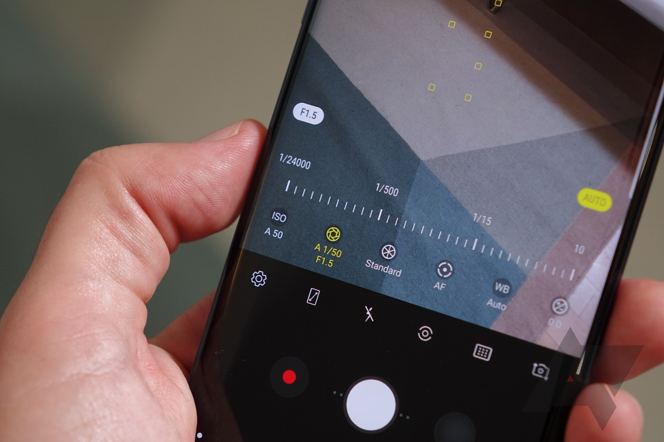 Tìm hiểu công nghệ khẩu độ kép trên Galaxy S9