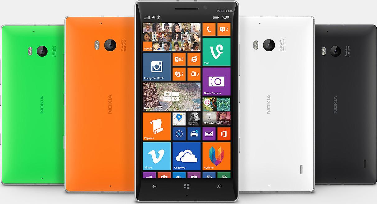13 máy được lên Windows 10 Mobile Creators Update