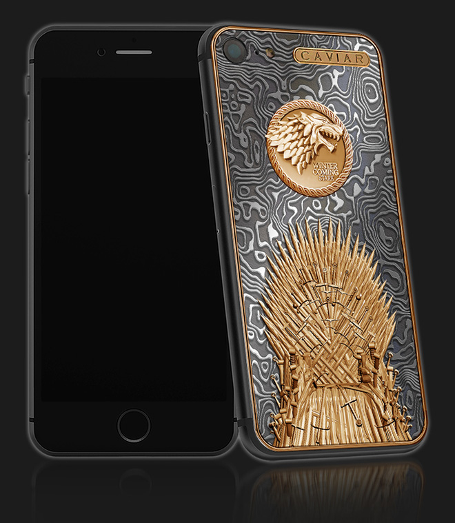 Nokia 3310 và iPhone 7 Game of Thrones