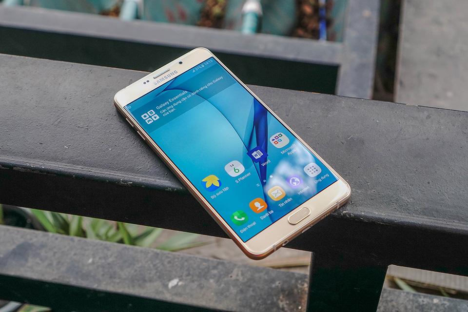 4 tính năng thú vị trên Samsung Galaxy A9 Pro
