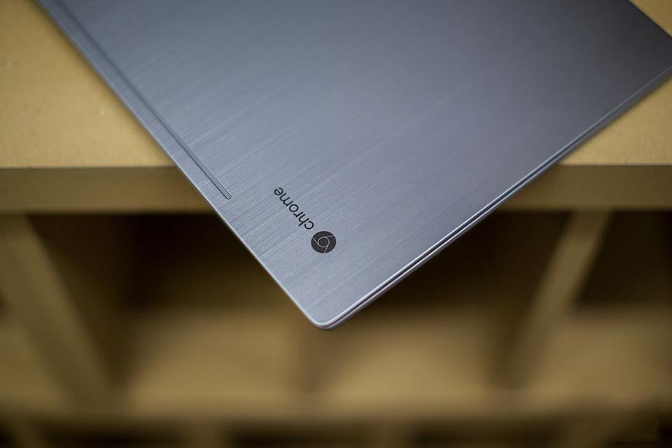 HP giới thiệu Chromebook 13: Bản sao của MacBook