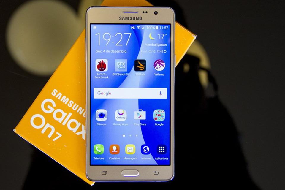 [VIDEO] Đánh giá nhanh Samsung Galaxy On7: mỏng nhẹ & mạnh mẽ