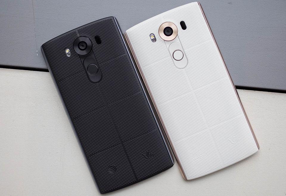 LG V10 chính thức ra mắt tại Việt Nam, giá 16 triệu đồng