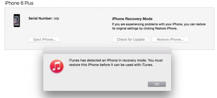 Hướng dẫn hạ cấp tự iOS 10 Beta xuống iOS 9.3.3