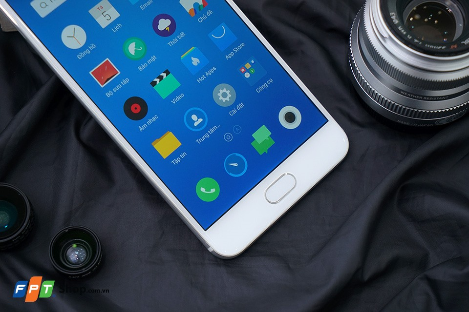 Review Meizu MX6