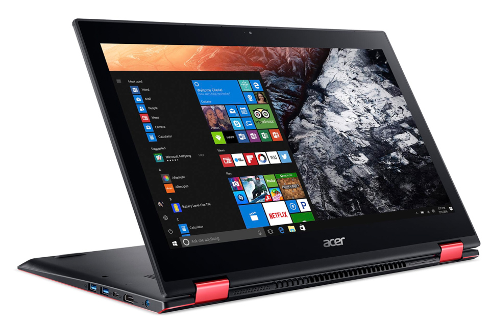 Review Acer Nitro 5 Spin