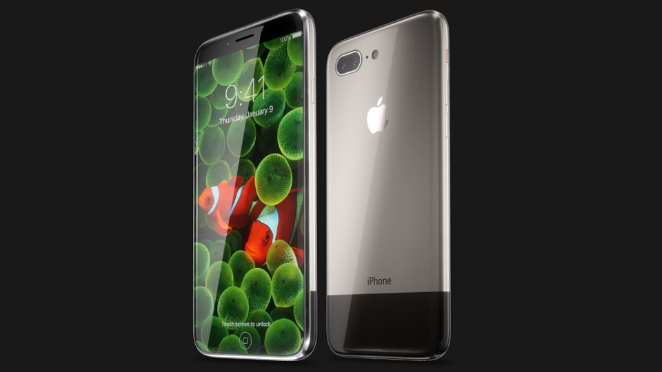 Bản  dựng iPhone 8 01
