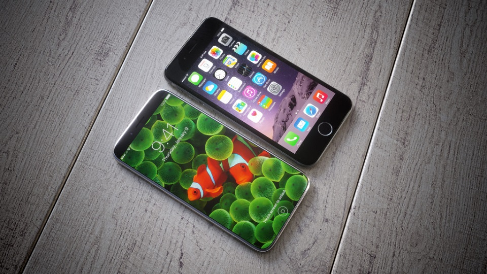 Bản  dựng iPhone 8 05